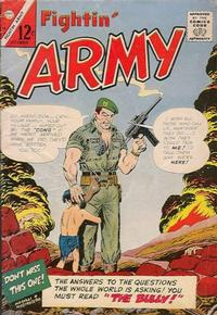 Cover Thumbnail for Fightin' Army (Charlton, 1956 series) #66