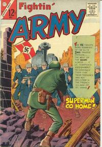 Cover Thumbnail for Fightin' Army (Charlton, 1956 series) #68