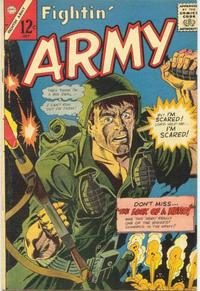 Cover Thumbnail for Fightin' Army (Charlton, 1956 series) #69
