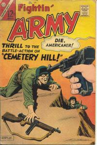 Cover Thumbnail for Fightin' Army (Charlton, 1956 series) #72