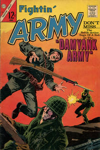 Cover for Fightin' Army (Charlton, 1956 series) #74