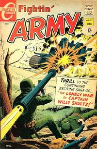 Cover Thumbnail for Fightin' Army (Charlton, 1956 series) #77