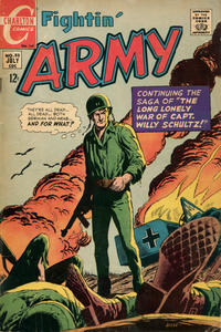 Cover Thumbnail for Fightin' Army (Charlton, 1956 series) #80