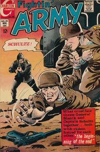 Cover Thumbnail for Fightin' Army (Charlton, 1956 series) #82