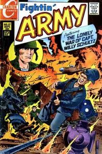 Cover for Fightin' Army (Charlton, 1956 series) #87