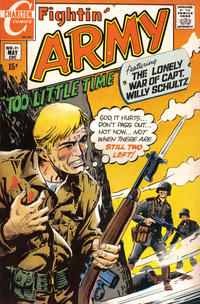 Cover Thumbnail for Fightin' Army (Charlton, 1956 series) #91