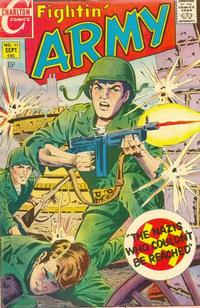 Cover Thumbnail for Fightin' Army (Charlton, 1956 series) #93