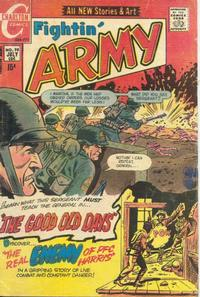 Cover Thumbnail for Fightin' Army (Charlton, 1956 series) #98