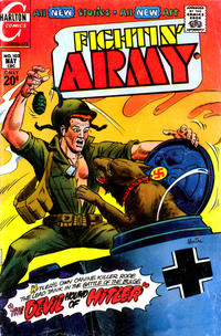 Cover Thumbnail for Fightin' Army (Charlton, 1956 series) #103
