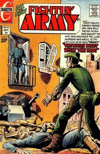 Cover Thumbnail for Fightin' Army (Charlton, 1956 series) #105