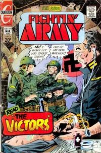 Cover Thumbnail for Fightin' Army (Charlton, 1956 series) #108