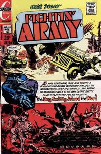 Cover for Fightin' Army (Charlton, 1956 series) #112