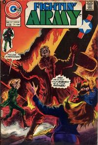 Cover for Fightin' Army (Charlton, 1956 series) #117