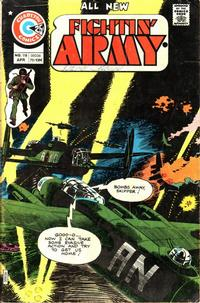 Cover for Fightin' Army (Charlton, 1956 series) #118