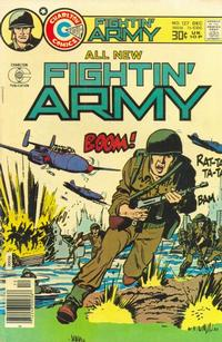 Cover for Fightin' Army (Charlton, 1956 series) #127
