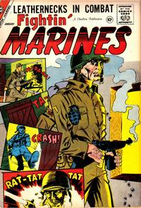 Cover Thumbnail for Fightin' Marines (Charlton, 1955 series) #28