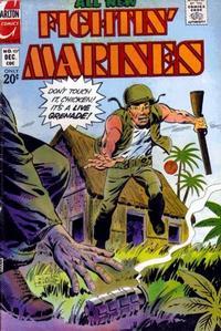 Cover Thumbnail for Fightin' Marines (Charlton, 1955 series) #107