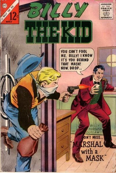 Cover for Billy the Kid (Charlton, 1957 series) #49