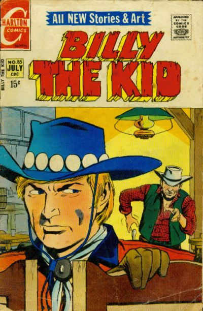 Cover for Billy the Kid (Charlton, 1957 series) #85