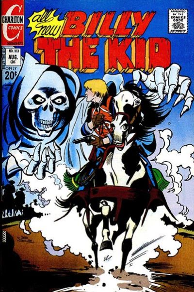 Cover for Billy the Kid (Charlton, 1957 series) #103
