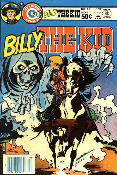 Cover for Billy the Kid (Charlton, 1957 series) #144