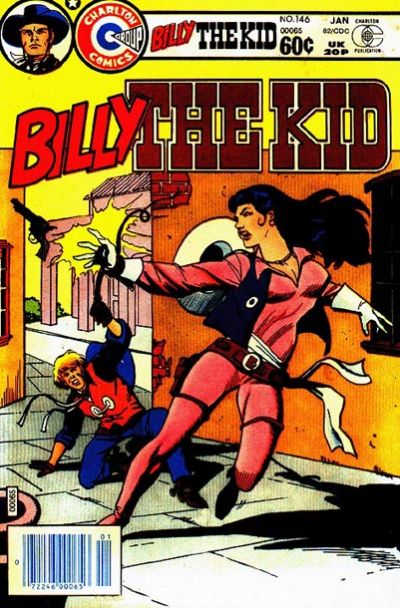 Cover for Billy the Kid (Charlton, 1957 series) #146