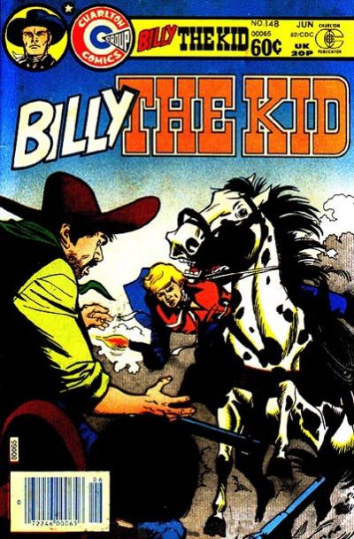 Cover for Billy the Kid (Charlton, 1957 series) #148