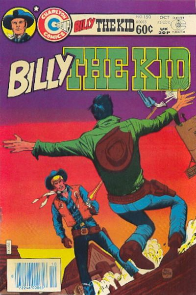 Cover for Billy the Kid (Charlton, 1957 series) #150