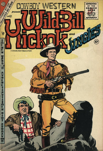 Cover for Cowboy Western (Charlton, 1954 series) #61