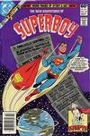 Cover for The New Adventures of Superboy (DC, 1980 series) #22 [Newsstand]