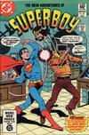 Cover for The New Adventures of Superboy (DC, 1980 series) #25 [Direct]