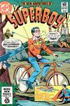 Cover for The New Adventures of Superboy (DC, 1980 series) #26 [Direct]