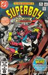 Cover for The New Adventures of Superboy (DC, 1980 series) #47 [Direct]