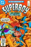 Cover for The New Adventures of Superboy (DC, 1980 series) #48 [Direct]