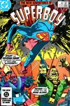 Cover Thumbnail for The New Adventures of Superboy (1980 series) #54 [Direct]