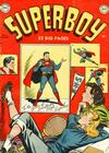 Cover for Superboy (DC, 1949 series) #6