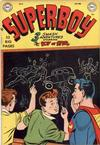 Cover for Superboy (DC, 1949 series) #12