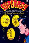 Cover for Superboy (DC, 1949 series) #15