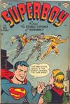 Cover for Superboy (DC, 1949 series) #16