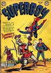 Cover for Superboy (DC, 1949 series) #17