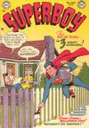 Cover for Superboy (DC, 1949 series) #18