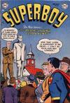 Cover for Superboy (DC, 1949 series) #19