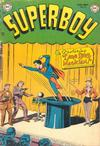 Cover for Superboy (DC, 1949 series) #21