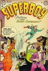 Cover for Superboy (DC, 1949 series) #23