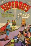 Cover for Superboy (DC, 1949 series) #32