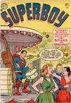 Cover for Superboy (DC, 1949 series) #34