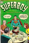 Cover for Superboy (DC, 1949 series) #36