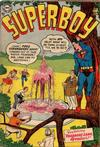 Cover for Superboy (DC, 1949 series) #37