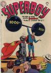 Cover for Superboy (DC, 1949 series) #38