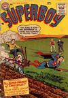 Cover for Superboy (DC, 1949 series) #43